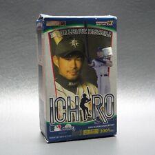 Gashapon Bandai 2001 Ichiro Seattle Mariners Figure