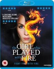The Girl Who Played With Fire Blu-ray DVD Video New