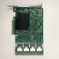 9201-16i HBA Card 16 Ports Host Bus Adapter PCI-Express 2.0 SAS 6Gbps for P19