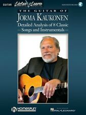 The Guitar of Jorma Kaukonen - Detailed Analysis of 8 Classic Songs 000695184