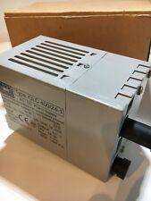 Block AC DC Power Supply Netzteil Typ GLC 400 / 24 - 1