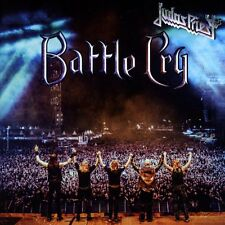 JUDAS PRIEST BATTLE CRY CD ALBUM (Released March 25th 2016)