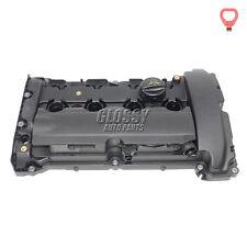 ENGINE CYLINDER VALVE COVER FOR PEUGEOT CITROEN 1.6 16V THP EP6 WITH GASKET