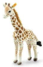 Steiff 'Magda' Masai Giraffe National Geographic plush toy collectable - 024412