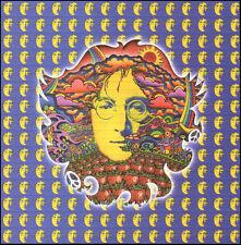 Signed Blotter Art - Beatles John Lennon Special Edition by Jeff Hopp