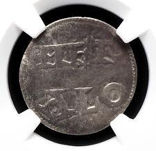 CAROLINGIANS. Charles the Simple. King of West Francia, Denier 898-922, NGC VF