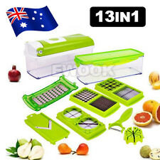 OZ A Food Slicer Dicer Nicer Container Chopper Peeler Vegetable Fruit Cutter