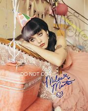 """Melanie Martinez Reprint SIGNED 11x14"""" Poster #3 RP Dollhouse The Voice Cry Baby"""
