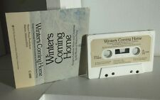 WINTER'S COMING HOME cassette tape Monks of Western Priory 1975 Christmas