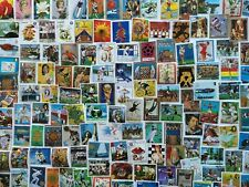 500 Different Paraguay Stamp Collection
