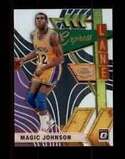 2019-20 Donruss Optic Express Lane #20 Magic Johnson (ref 102730)