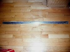 1957-1959 Ranchero Right Side Upper Stainless Bed Molding