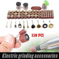 150PCS Mini Kit de foret outil Pour rotatif Dremel Accessoires Multi-fonction