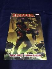 Marvel Deadpool Secret Invasion Graphic Novel Vol. 1