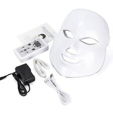 7Color Rejuvenation LED Photon Therapy Facial Mask For Anti-aging Acne Treatment