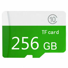 SD Adapter 256gb Micro SD Universal Flash TF Memory Card HC Class 10