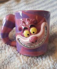 Disney store Cheshire Cat Alice In Wonderland Mug Cup large coffee mug 3D cup