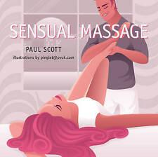 Sensual Massage, Scott, Paul, New Book