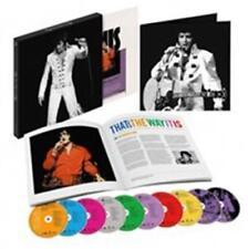 CD de musique rock Elvis Presley sur coffret