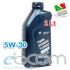 Olio Motore 5W30 Originale BMW Twin Power Turbo 1Lt  Acea C3 Longlife-04 Synt
