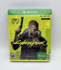 *BRAND NEW SEALED* Cyberpunk 2077 (Microsoft XBox One, 2018) - AUTHENTIC (US)