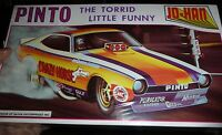 JOHAN FORD PINTO FUNNY TORRID LITTLE VINTAGE Model Car Mountain KIT FS 1/25