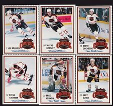 1989/90 Kraft Campbell Conference All-Star Set Gretzky,Yzerman,etc