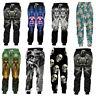 skull head 3D Print Women/Men's Autumn Winter casual Jogger Pants Sweatpants CT8