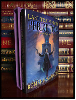 Last Train From Perdition ✎SIGNED✎ by ROBERT McCAMMON Subterranean Press Limited