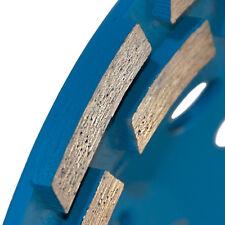 Ø180 mm Diamantschleiftopf Schleifteller Schleiftopf Schleifscheiben für Estrich