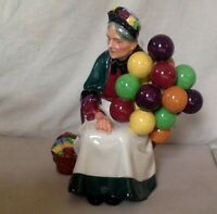 Vintage Royal Doulton Figurine. Old Balloon Seller. NH1315.