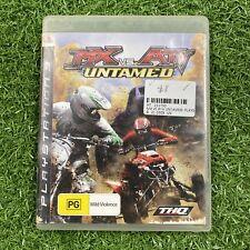 MX vs ATV : Untamed - PS3 Game in case