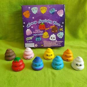 Crazy Squishy Poo - Knautsch-Kacke - Spielzeug aus Knetmasse VA!