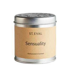 ST. Eval Sensuality Scented Candle Tin