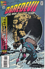 DAREDEVILTHE MAN WITHOUT FEAR N°336 Albo In Americano ed. MARVEL COMICS