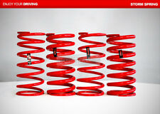 Storm Suspension Lower Coil Down Springs For HYUNDAI 11-16 Accent Solaris Verna