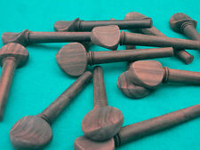 Rosewood OUD Pegs Swiss Model A quality Rod masurment 55/9/7 mm with polish