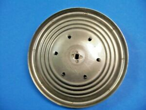 """Murray Pedal Car 7.5"""" Beehive Drive Wheel - Uses a 3"""" Hubcap"""