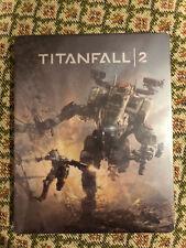 Titanfall 2 Steelbook - Neu - Custom - Ohne Spiel