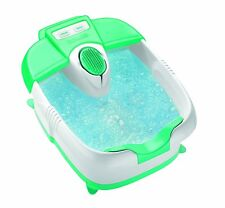 X-Large Feet Foot Spa Bath Massager Heat Soaker Feet Massage Bubble Deep Soak