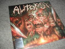 AUTOPSY -THE HEADLESS RITUAL- AMAZING LTD EDITION GATE-FOLD SLEEVE 180GR NEW LP