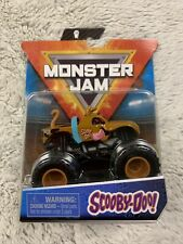 2020 Spin Master Monster Jam Scooby-Doo Monster Truck Scooby Rare Car!  Mint