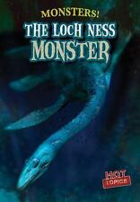 The Loch Ness Monster by Frances Nagle