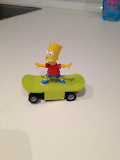"SCALEXTRIC ""Bart Simpson's skate"""