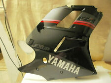 Yamaha FZR 1000 semicarena carena destra nero telaio moto 1991 3GM-Y283K-70-KM