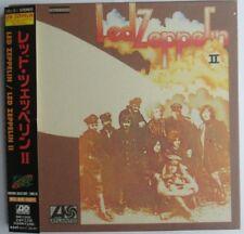 """LED ZEPPELIN - JAPAN CD VINYL REPLICA """"LED ZEPPELIN II"""""""