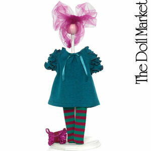 """Madame Alexander Bows & Stripes Outfit #66995 fits 18"""" American Girl Dolls"""