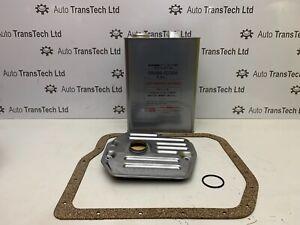 estima genuine atf ws fluid automatic gearbox oil 4L filter gasket kit