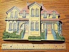 Old Vintage Homco Burwood Victorian Colonial House 2921 Rare, Hard to Find L@K