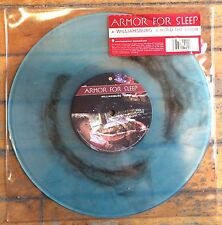 "Armor For Sleep ""Williamsburg / Hold The Door"" colored [10 inch vinyl] SEALED"